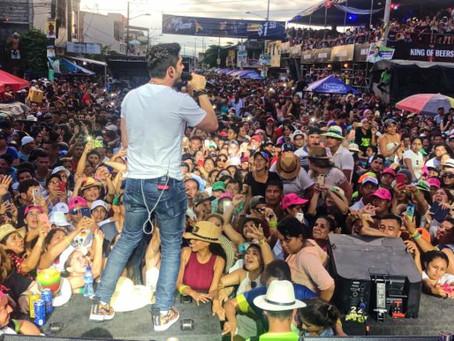 """Daniel Elbittar presenta en Ecuador su tema """"Estoy Vivo"""""""