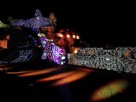Reapertura del Machu Picchu: Multivisión inundó de color la Ciudadela Inca con videoproyectores Epso