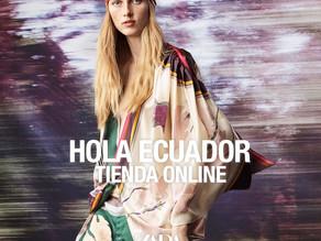 Zara lanza su tienda online en Ecuador