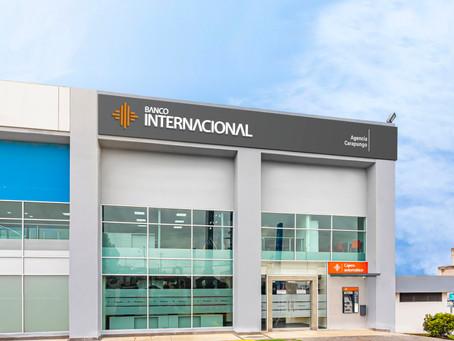 BANCO INTERNACIONAL INAUGURA AGENCIA EN CARAPUNGO