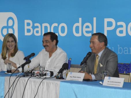 BANCO DEL PACÍFICO DARÁ CRÉDITOS A 60.000 COMERCIANTES INFORMALES