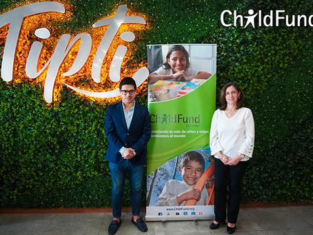 CHILDFUND INVITA A VALORAR EL FUTURO DE NIÑAS Y NIÑOS
