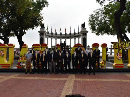 LA EXPERIENCIA BARCELONA LLEGA AL MALECÓN 2000 EXCLUSIVAMENTE PARA SOCIOS
