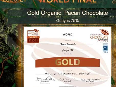 El chocolate ecuatoriano se ubica en la cima de la excelencia mundial y ratifica el orgullo nacional
