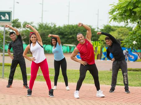 Los domingo es tiempo de estar fitness - Guayaquil