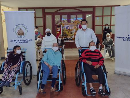Insumos, medicinas e implementos de movilidad llegarán a zonas de Los Ríos, Puyo, y Tena