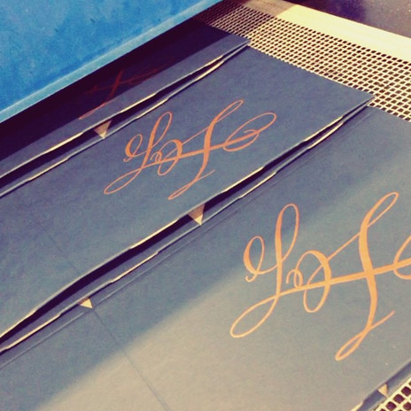 Back to #printing in the shop again afte