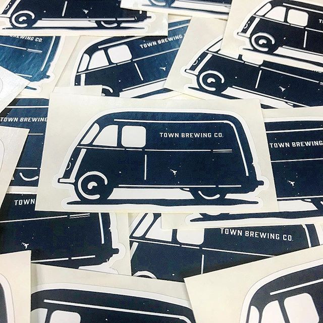 🚐 THINK OUTSIDE THE BOX 🚐 Your logo is