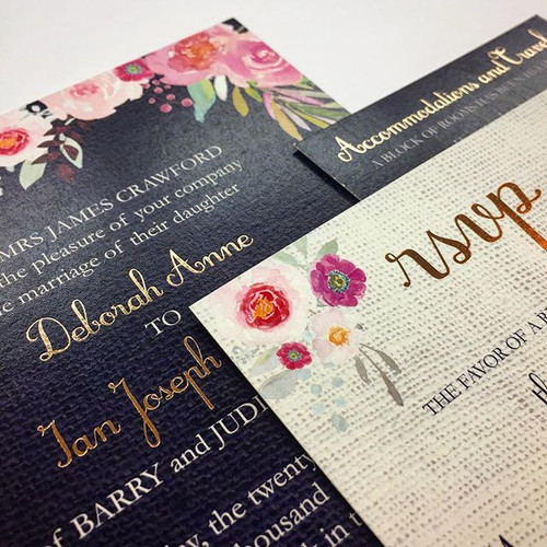 Special invitations for some VERY specia