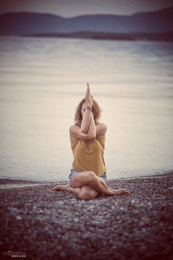 yoga millau relaxation nature