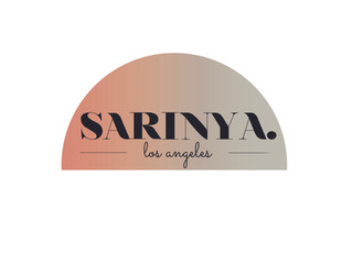 New logo mark for Saryina.LA