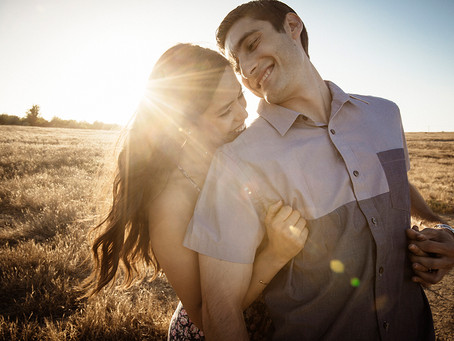 Christine + Robert | Lake Balboa