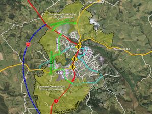 MYTH #2: That the Matakana link road will fix Hill Street congestion.