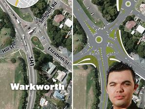 Traffic-jam ordeal 'solved'