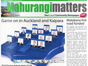 Matakana Link road funded