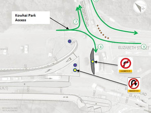 MYTH #4: Closing Elizabeth Street to southbound traffic will solve the Hill Street Intersection Prob