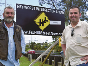 NZ Transport Agency unmoved on Hill Street fix