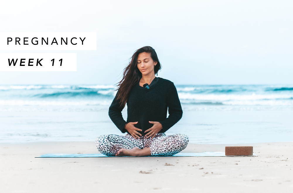 Pregnancy Week 11