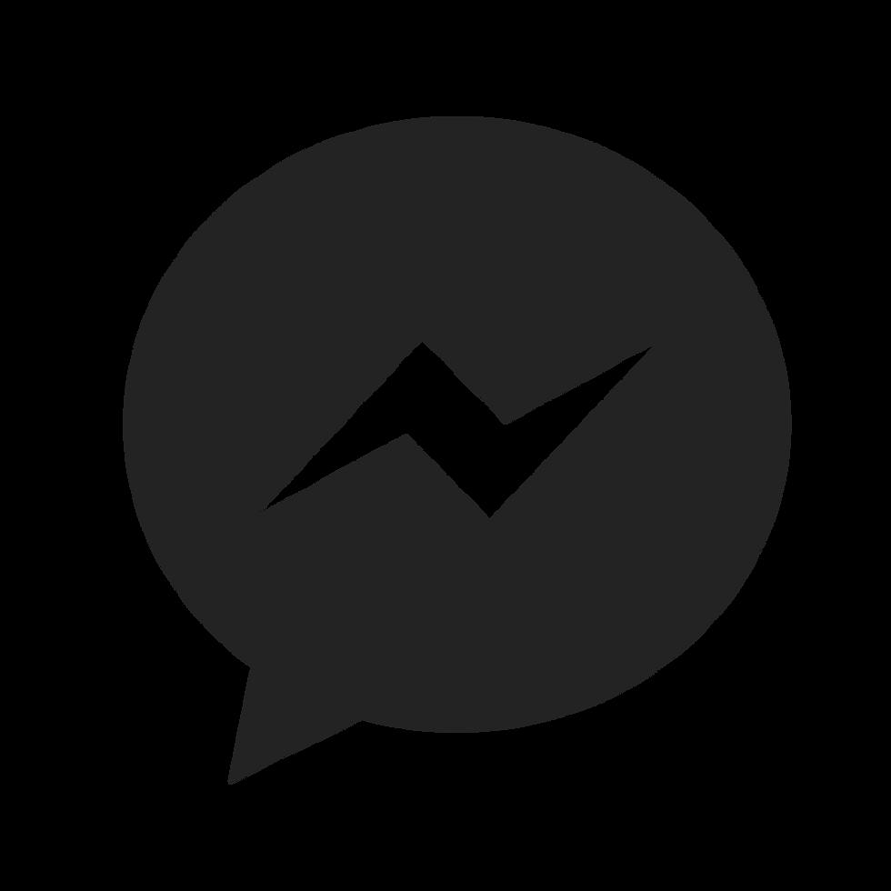 messenger-black