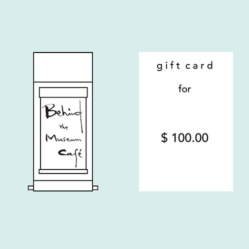 BTMC Gift Card - $100.00