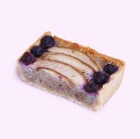 Pear Blueberry Tart