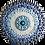 "Thumbnail: 20"" Round Evil Eye"