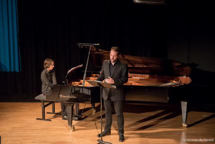 avec Yann Toussaint