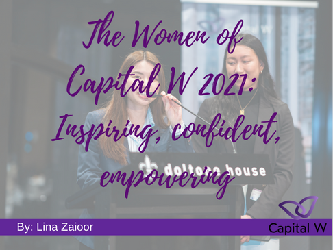 Inspiring, Confident and Empowering: An interview with 2021 Co-president - Karin NJ