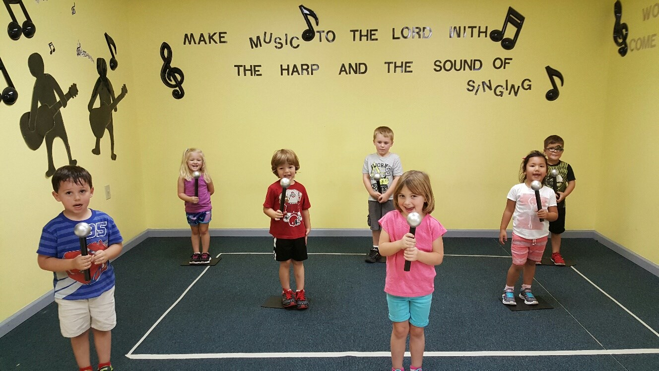 Music Time! | Christian Enrichment