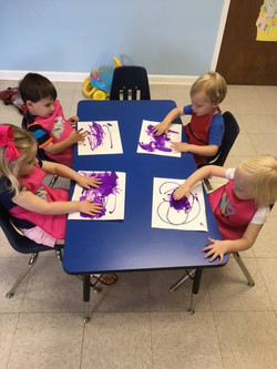 Playing In Purple | CELC