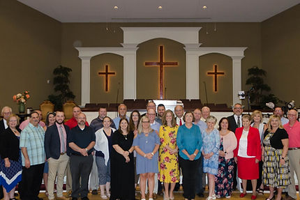 2018-19 NGBC Sunday School Group Picture