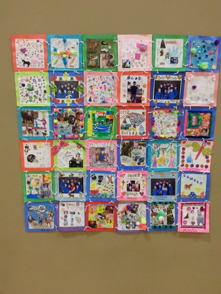 Quilt by 4s | Christian Enrichment