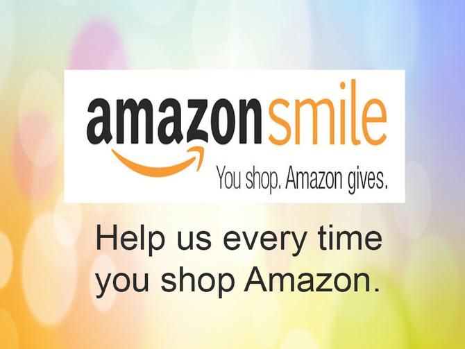 BLISS is now a part of Amazon Smile