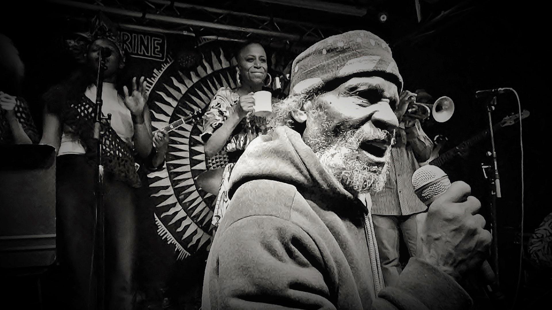 Abiodun Oyewole (Last Poets)