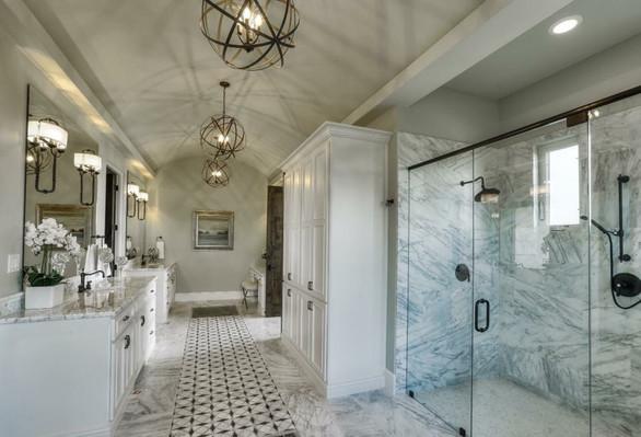 Estancia Master Bathroom