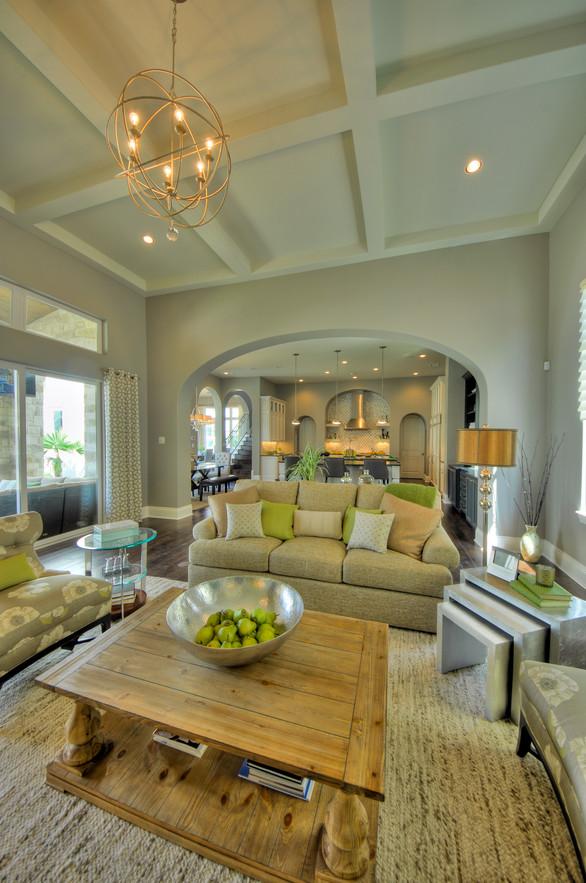 Via Aragon Living Room
