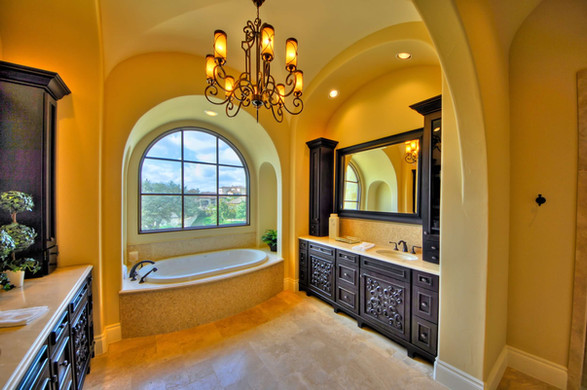 Chambord Master Bathroom