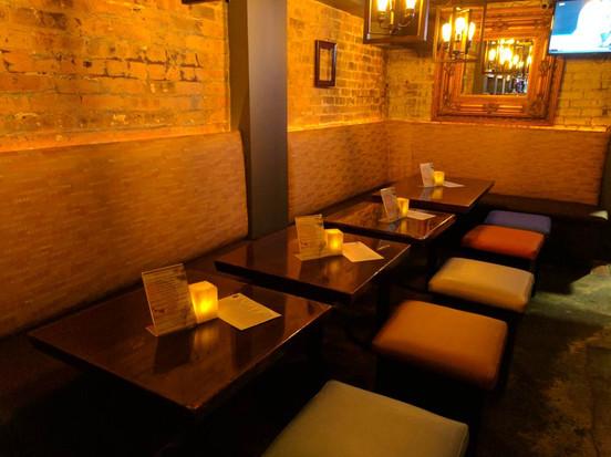 Matisse Lounge Area