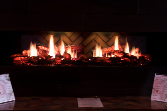 Matisse Fireplace