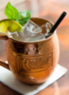 Matisse Tavern and Grill Moscow Mule