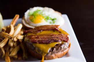 The Masterpiece Burger