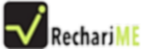 logo recharjme eric sans slogan 320 px_e