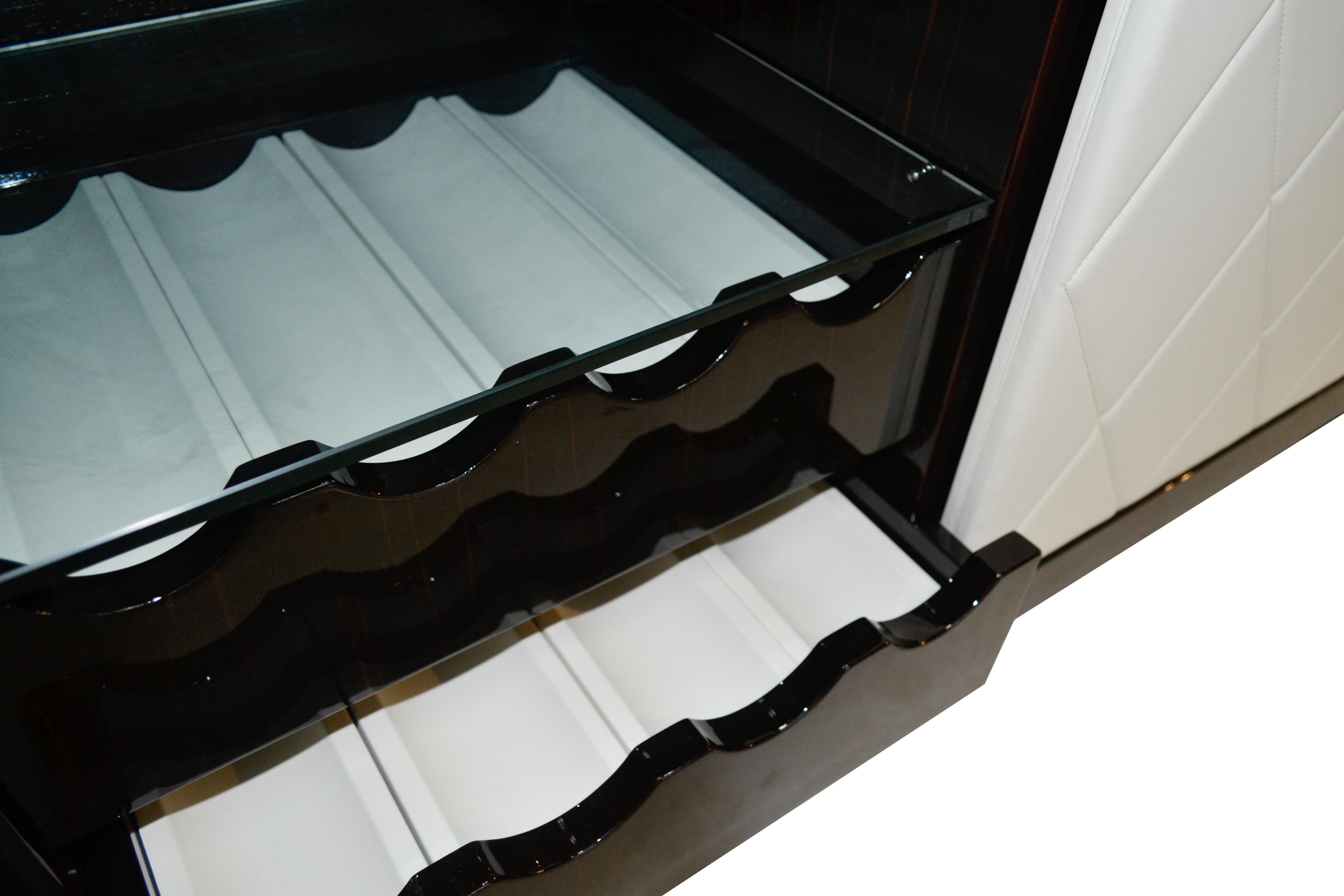 Exotic Sideboard drawers