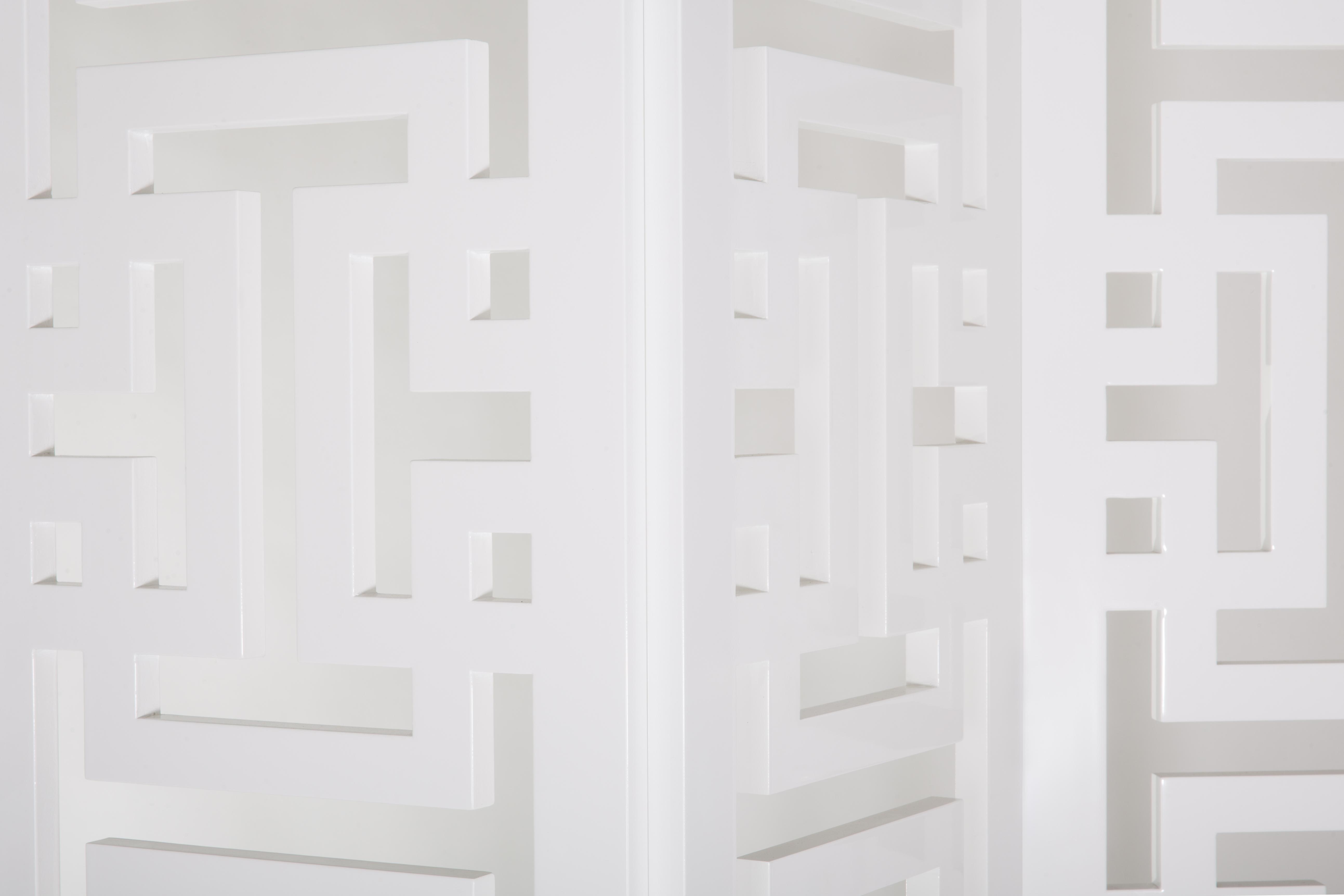 Labyrinth detail