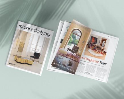 Interior Designer Mag. 11/2020