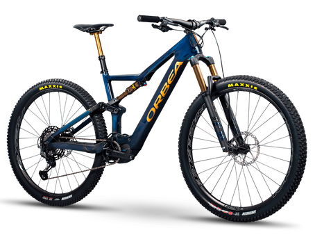Orbea Rise. Najlżejszy e-bike typu full na świecie.