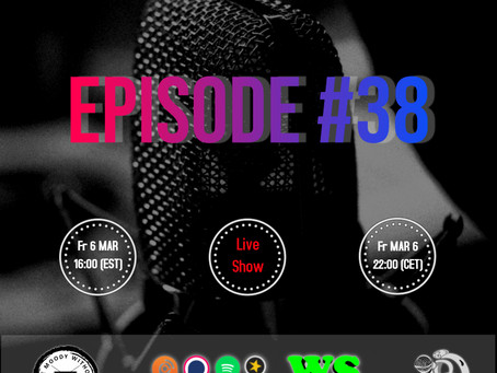 Playlist : TMWMS EP38