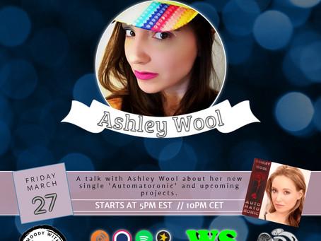 Playlist : TMWMS EP41 - Ashley Wool