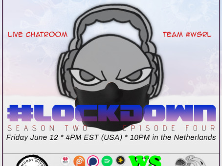 S2EP4 : The Moody Without Music Stream - #Lockdown