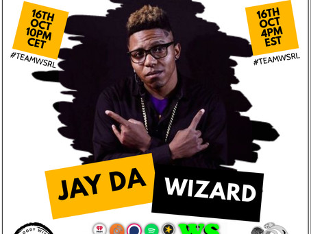 Revealing the magic with Jay Da Wizard